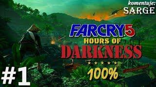 Zagrajmy w Far Cry 5: Hours of Darkness DLC (100%) odc. 1 - Instynkt przetrwania w Wietnamie