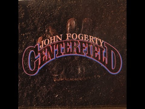 John Fogerty Centerfield Full album vinyl LP Original release, including Zanz Kant Danz