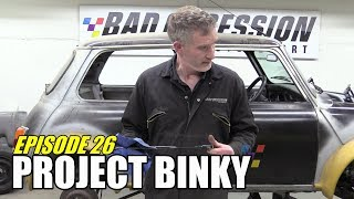 Project Binky - Episode 26 - Austin Mini GT-Four - Turbocharged 4WD Mini