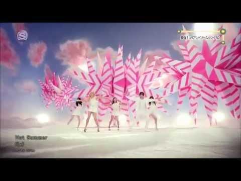 F(x) - Hot Summer (Japanese Ver.)