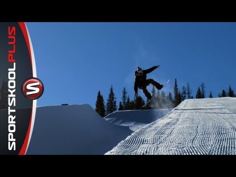How to Snowboard the Halfpipe (with X Gamers Steve Fisher and JJ Thomas)