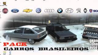 GTA IV Pack Carros Brasileiros DOWNLOAD