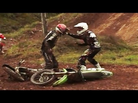 Motocross Fights, Fails & Broken Bones 2015 [EP.#41]