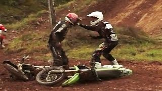 Epic Dirtbike & Atv Fail Compilation 2015