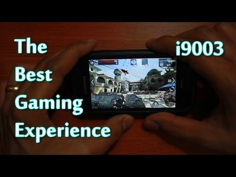 Best Gaming ROM - Samsung Galaxy SL i9003 (X-GamerZ) Re-upload