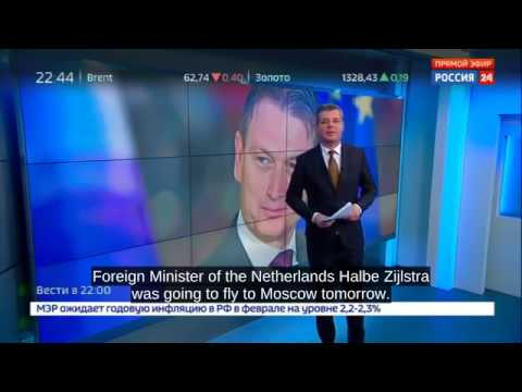 LYING DUTCHMAN: Dutch Foreign Minister Loses His Job Over Lie About Meeting Putin