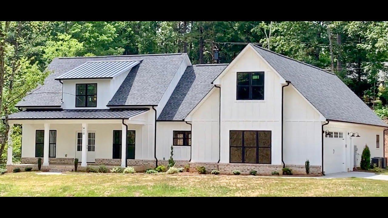 Modern Farmhouse Homes For Sale Charlotte Nc   Novocom.top