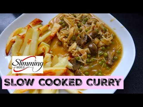 Slow Cooker Mayflower Chicken Curry Slimming World Friendly