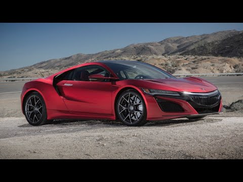 2020 Acura NSX - YouTube