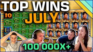 Top 7 Slot Wins of July 2019