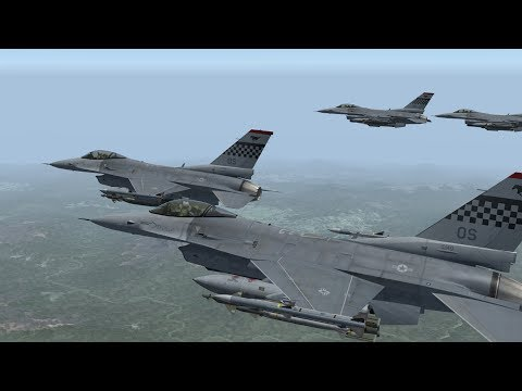 Falcon BMS 4.33.3 - F-16CM-42 Ep.1: Return to BMS