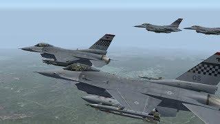Falcon BMS 4.33.3 - F-16CM-42 Ep.1: Return to BMS