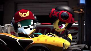 ModNation Racers Career - The Home Tour (Part 1 of 3)