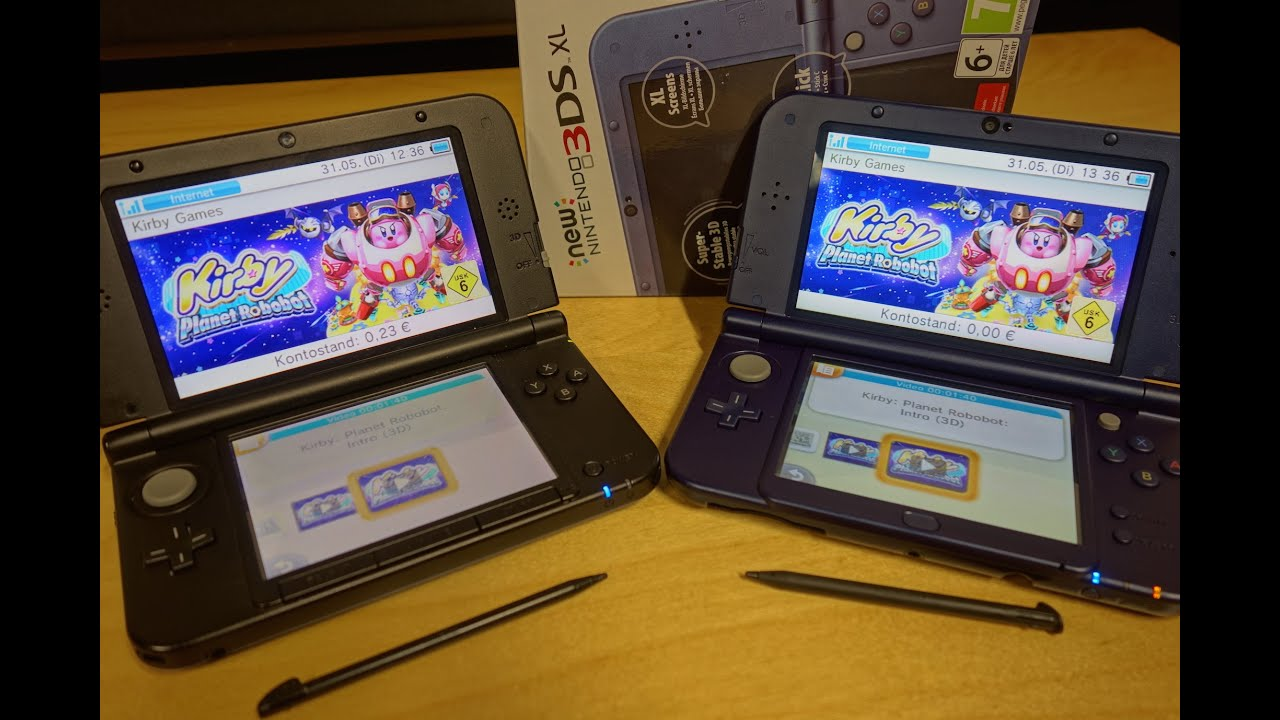 where to find the new 3ds xl firmware