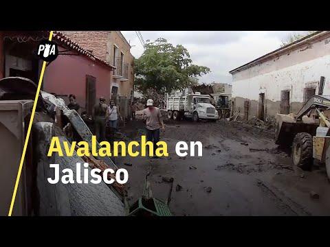 Avalancha de San Gabriel, Jalisco, podría repetirse