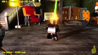 Lego Marvel Super Heroes: HUB 9 Stranger Danger - FREE PLAY - HTG