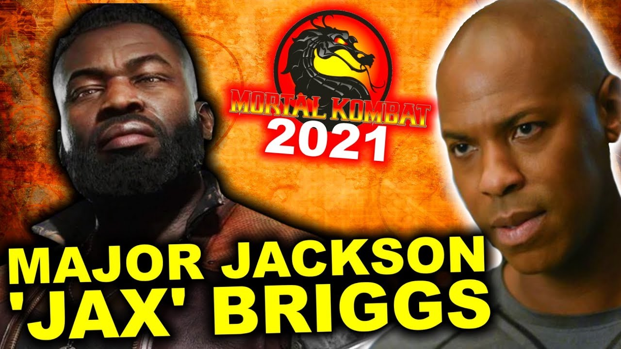 Mortal Kombat (2021) Reboot - Major Jackson 'JAX' Briggs ...