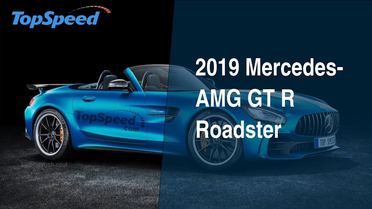 2019 Mercedes Amg Gt R Roadster