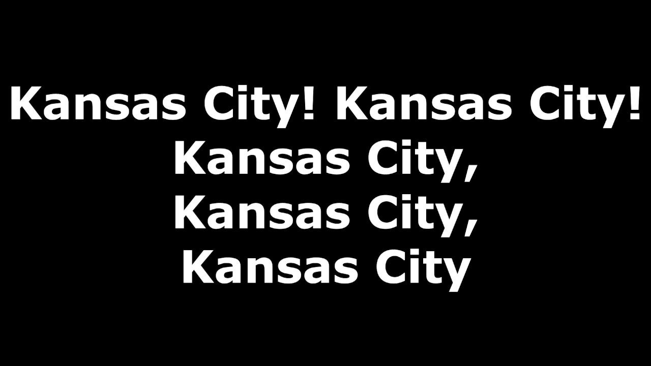 Lyrics for Kansas City by Wilbert Harrison - Songfacts