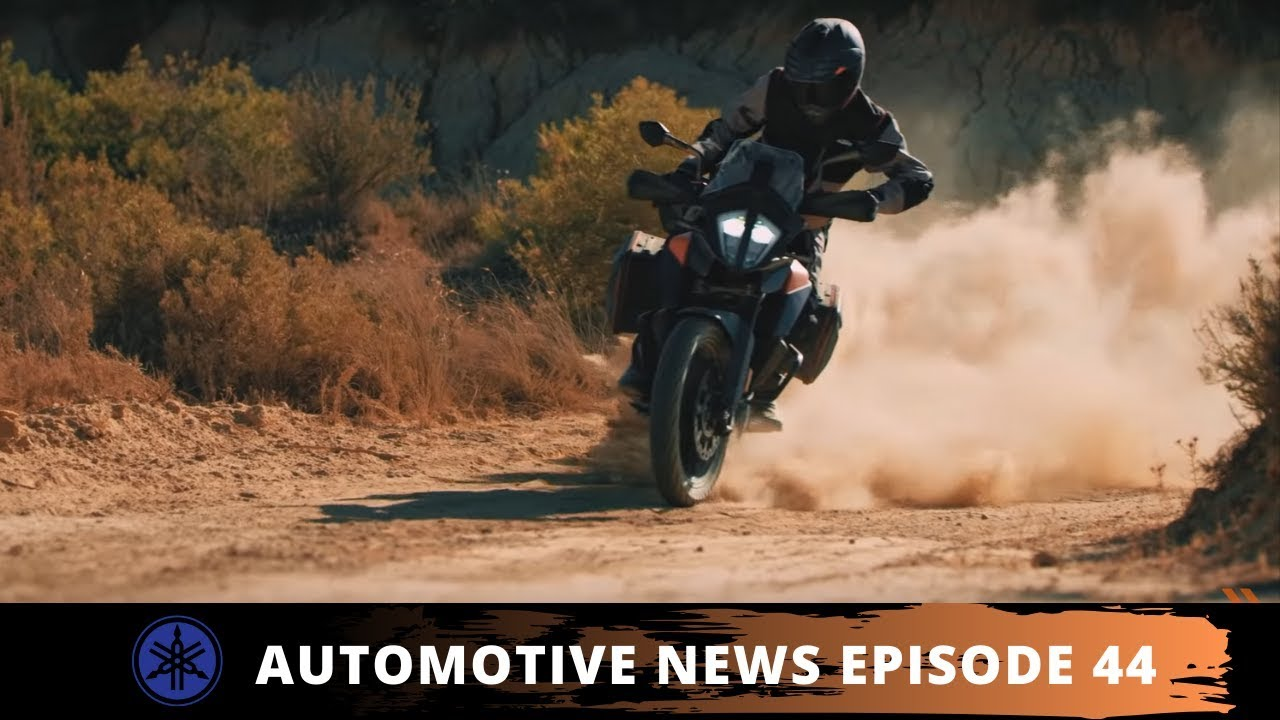 AUTOMOTIVE NEWS EPISODE 44 | KTM ADVENTURE 390 OFFICIAL | YAHAMA FZ-FI BS6 | NEW MAHINDRA THAR 2020