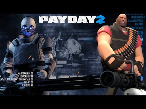 Payday  No Dlc Stealh Build