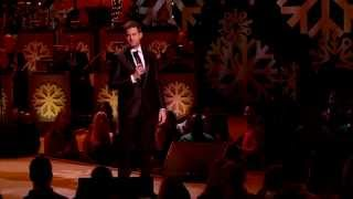'Michael Bublé's Christmas in New York Preview