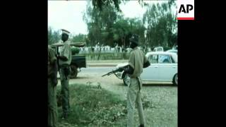 SYND 11-2-73 PUBLIC EXECUTION OF A MAN ACCUSED OF GUERILLA ACTIVITIES