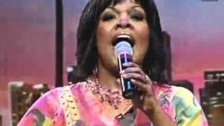 Cece Winans on TBN May 2,  2011 For Love Alone