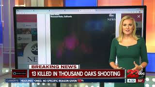 Thousand Oaks shooting: What we know so far