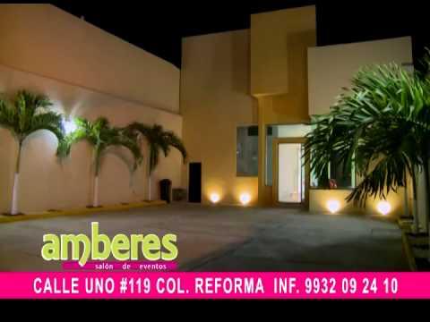 Salon de fiestas en villahermosa amberes youtube for Acuario salon de fiestas