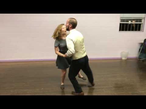 Level 2 Savoy Week 2 Boulder Swing Dance 2016