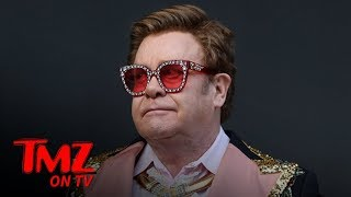 Elton John Stops Concert Due to Walking Pneumonia | TMZ TV