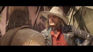 Micah Slept with Lenny's Girl (Jenny Kirk) / Hidden Dialogue / Dead Redemption 2