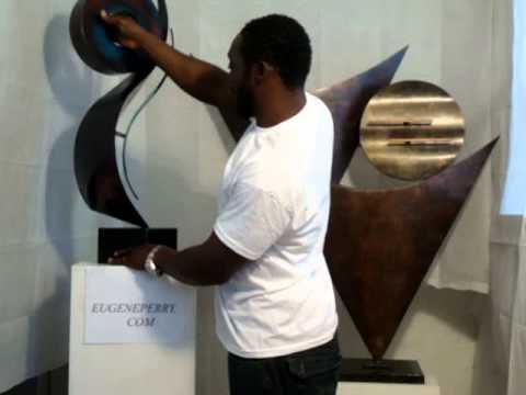 Gallery metal Sculptures