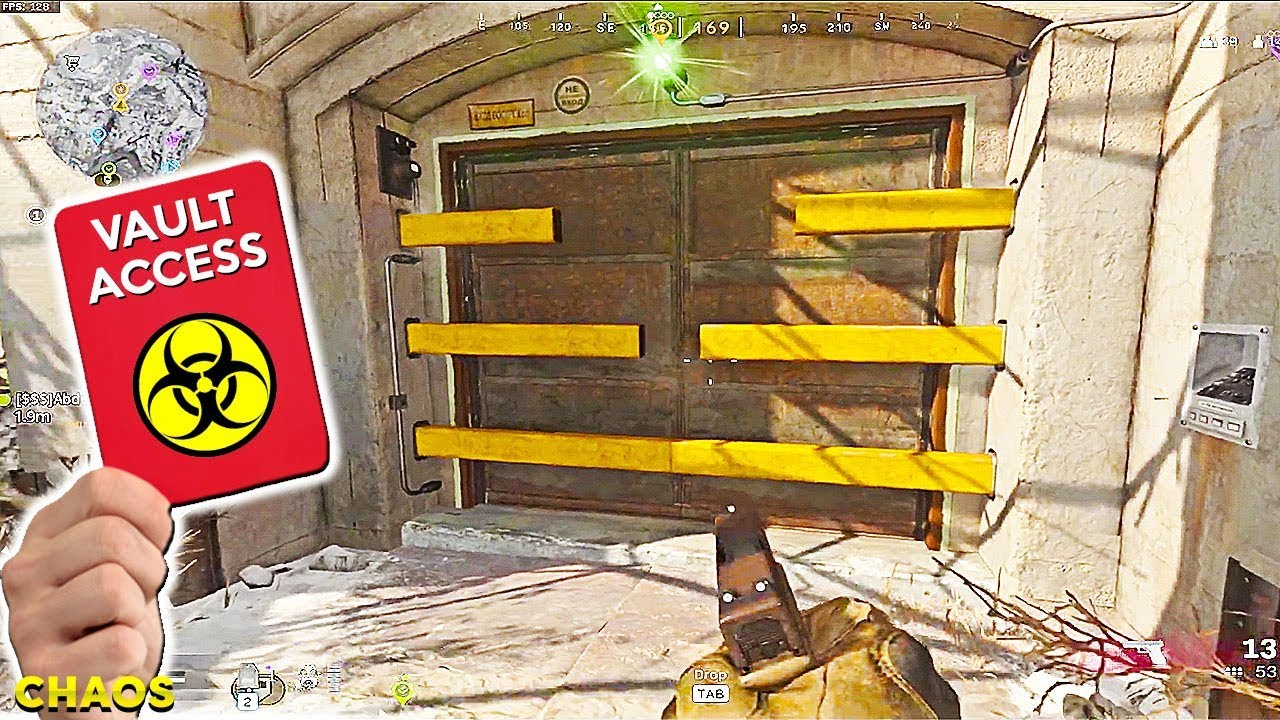How To Open Every Vault In Modern Warfare Warzone Youtube