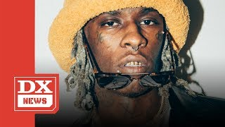 "Young Thug: ""I'm Changing My Name To SEX"""