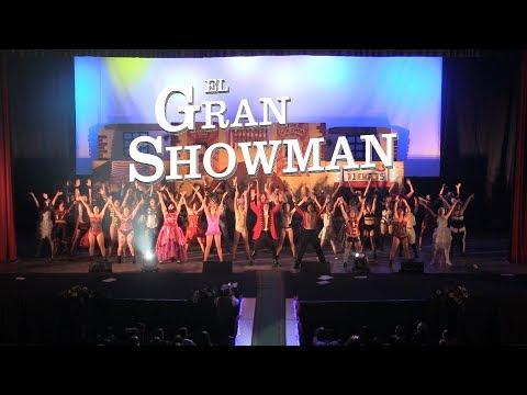 Falla dos de Maig - El Gran Showman