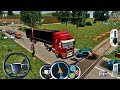 Euro Truck Driver 2018 #13 - New Truck Game Android gameplay #truckgames