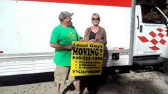 Local Movers & Happy Customer rocommend Bonnie Probst REMAX REALTOR & BROKER Maggie Valley, NC