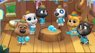 My Talking Tom Friends (Android/IOS) Gameplay #34