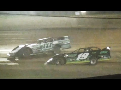 ULMS Super Late Model B-Main One | Eriez Speedway | September Sweep | 9-23-16