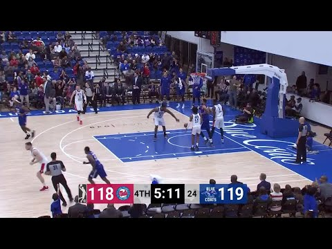 Shake Milton with 26 Points vs. Long Island Nets