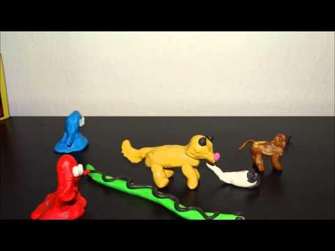 3. díl - Zvířátka potřebují zahrádku