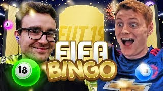 INSANE WALKOUT IN FIFA BINGO!!! Epic FIFA 19 Pack Opening!