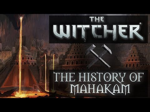 Witcher The History Of Mahakam - Witcher Lore - Witcher Mythology - Witcher 3 Lore