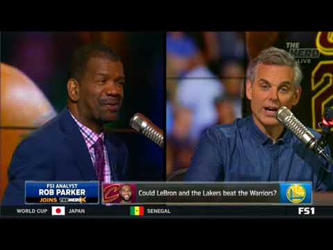 Rob Parker- Could LeBron and the Lakers beat the Warriors ?