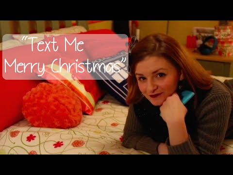 """""""Text Me Merry Christmas"""" – Music Video (Not a Cover)"""