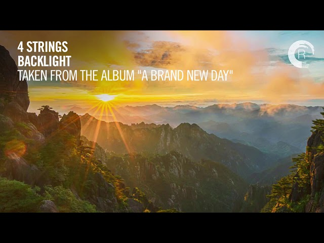 4 STRINGS - Backlight (Taken from The Album - A BRAND NEW DAY)