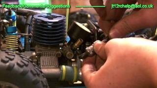 How to Install a RC Fuel Filter