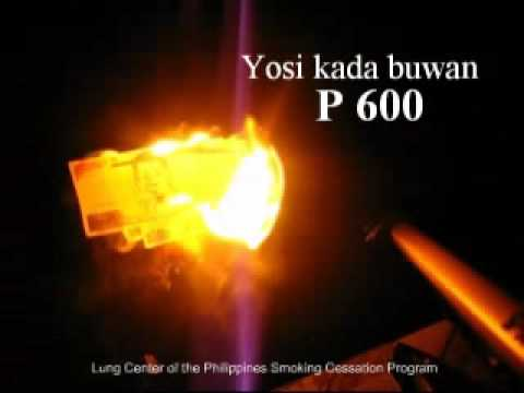 Smoking Burns' Money